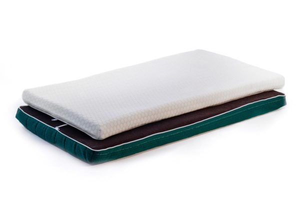 colchón de cuna alina abierto lemur baby
