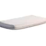 funda de colchón de cuna algodón orgánico lémur baby